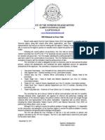 KNU Statement on Peace Talks - 24 Nov 2011-english