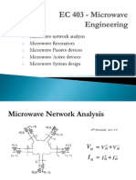 1_Microwave Network Analysis