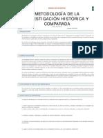Metodologia de La Investigacion Historica y Comparada (1c)