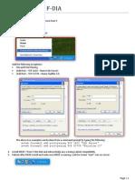 Fujifilm C4C5 XP SP3 Instructions