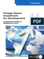 FDI for Development