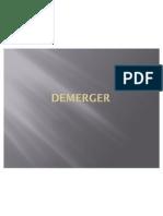 DEMERGER 1