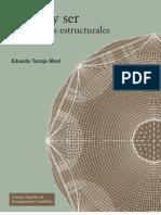 Razón y Ser de los tipo estructurales - E. Torroja - Cap1