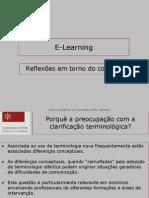 E Learning Conceito