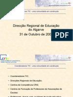 Encontros Regionais Coordenadores TIC-Final