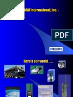 MORCOM Presentation CDMA