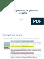 Metodologia de Gestão de Projectos