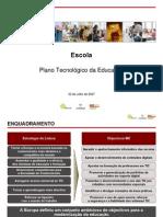 Plano Tecnológico Para a Educação Em Portugal