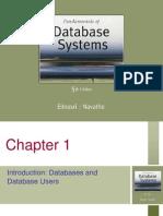 Chapter 01   DATA BASE