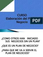 Plan de Negocios 1 CID