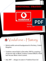VODAFONE ADVERTISING