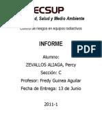 Zevallos Aliaga- Seguridad
