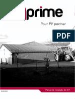 Manual instalação Fotovoltaico