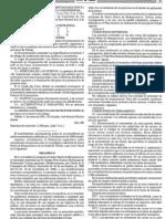 Ordenanza reguladora sobre cerramientos de parcelas sitas en el polígono industrial de Santa María de Bnqurencia de la ciudad de Toledo