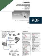 Manual de instruções Panasonic DMC-tz10