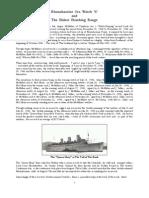 Rhunahaorine Sea Watch and The Balure Bombing Range