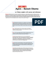 Facts About Obama