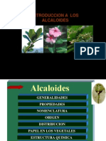 1 Alcaloides