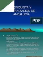 Conquista y Romanizacin de Andaluca