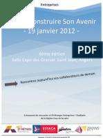 Forum Construire Son Avenir 2012-Présentation