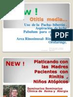 Otitis Media Biberon Pacha New