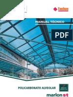 Manual Techos Policarbonato Alveolar