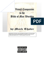 Bible of Man Worship Visual Companion