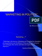 Marketing in Politics