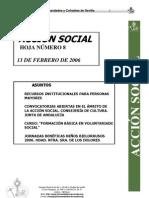 Hoja Accion Social 8