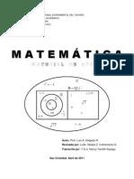 Guia de Matemática Partes I y II