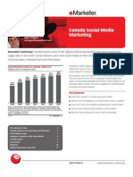 Canada Social Media Marketing