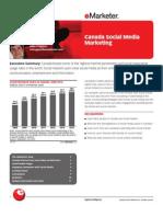 Canada Social Media Marketing