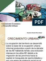 Crecimiento Urbano Crec Econ-Oliver[1]