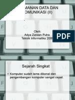 Bab 4 Materi Kuliah Sistem Database USU TI 2010