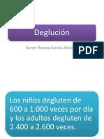 deglucion