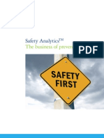 Safety Analytics