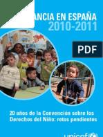 Informe Infancia Espana 2010-2011 UNICEF