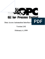 OPC DA Auto 2.02 Specification
