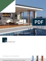 Q-Windows Catalog 2011-2012