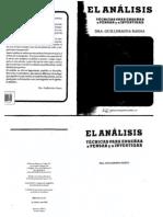 El Analisis Baena Guillermina Tarea 1 Procesamiento