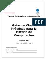 Guia Practica Materia Computacion 2010