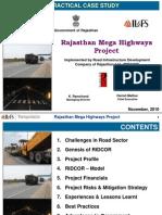 Rajasthan Mega Highways Project