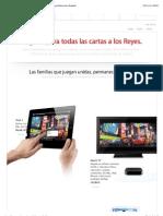 "Vista previa de ""Catálogo de regalos de Navidad 2011 - Apple Store para Educación (España)"""