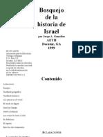 Bosquejo Historia de Israel