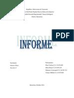 Legislacion mercantil (informe)