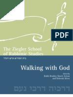 Rabbi Bradley Shavit Artson - Walking With God