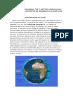 ARQUITECTURA EN PANAMÁ POR EL MÉTODO COMPARATIVO