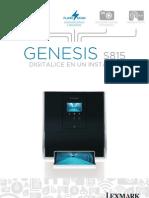 Lexmark Genesis 815