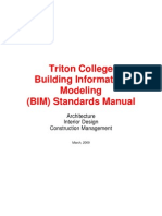 Triton BIM Standards Manual