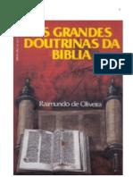 As Grandes Doutrinas da Bíblia - Raimundo de Oliveira